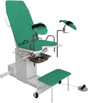 Гинекологическое кресло с электроприводом